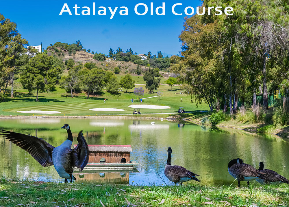 Hotel Golf Andalousie Atalaya old course